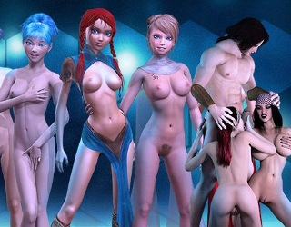 3D Girlz Forever game download