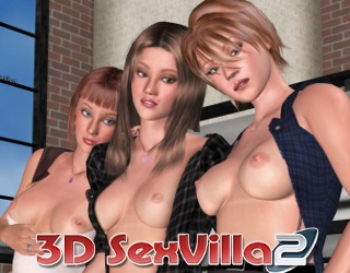 3D SexVilla game download